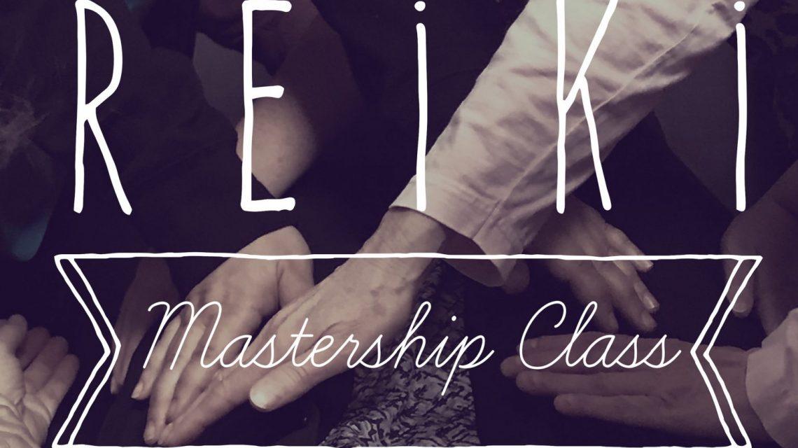 Modern/Traditional Reiki Third Degree Mastership Class with Jamie Butler